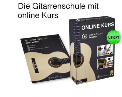 Gitarrenschule online