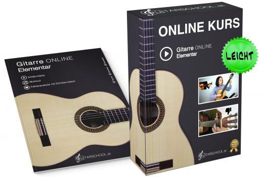 Online Kurs Gitarre