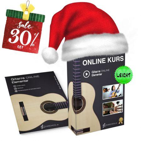 Onlinekurs Weihnachtsgeschenk