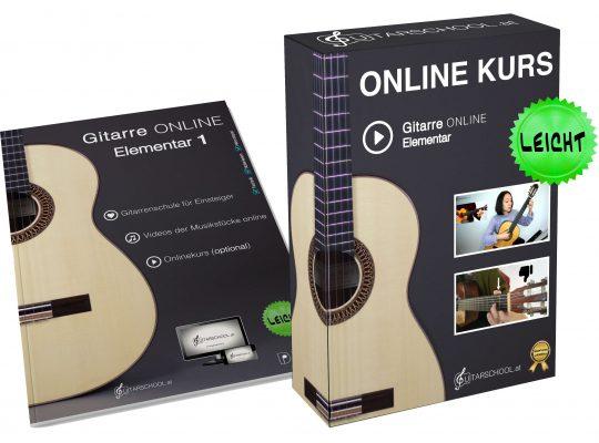 Gitarre Onlinekurs