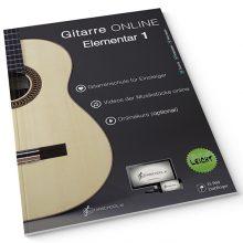 Gitarre Online Buch