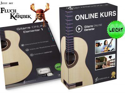Gitarrenkurs Online