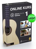 Gitarrenkurs 1 Box
