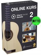 Gitarrenkurs 2 Box
