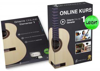 Gitarre ONLINE Elementar 1