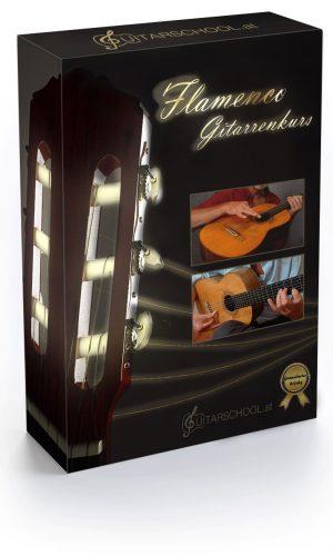 Flamenco Gitarre lernen