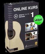 Gitarrenkurs Online Elementar