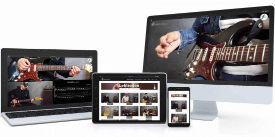 Kurs E-Gitarre